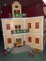 Mein Großes Puppenhaus von Playmobil