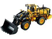 Biete Lego Technic 42030 Radlader