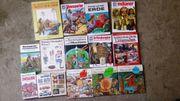 Sammlung Nachschlagewerke Erde Technik Dinos