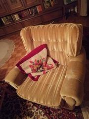 Sofa aus dem Jahr 1980