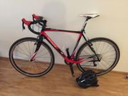 Crossbike Specialized Carbon