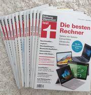 test-Zeitschriften