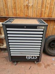 BGS 4103 Werkstattwagen leer inkl