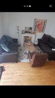 Leder Sofa Couch