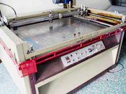Siebdruckmaschine
