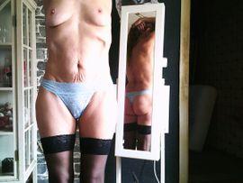 Bild 4 - von mir getragene Slips - Hofgeismar