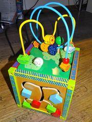 Kinder Spielzeug Würfel mit Mobile