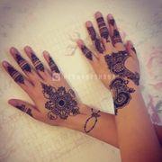 Henna Bemalung