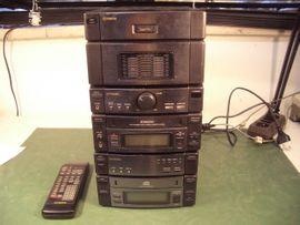 Stereoanlagen, Türme - Fisher Super Mini BA-S9 HiFi