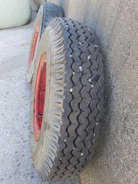 9 00 - 20 Reifen: Kleinanzeigen aus Lauterach - Rubrik Traktoren, Landwirtschaftliche Fahrzeuge