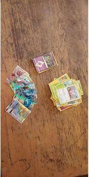 pokemon Karten mit 6GX
