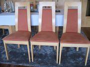 Stühle Esszimmer 6 Stück aus