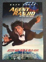 Agent Ranjid Film Plakat A1
