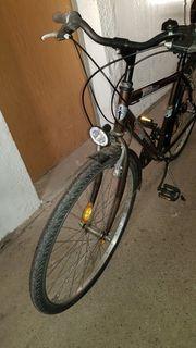 Trekkingrad zu verkaufen