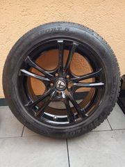 Komplettsatz Dunlop Winterreifen 225 50R17