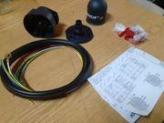 Auto- Anhängekupplung Kabelsatz 7 Polig