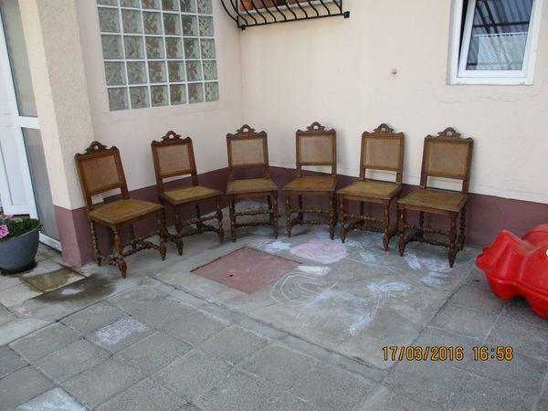 6 Gründerzeit Stühle   Ettlingen