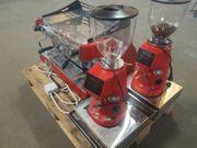 Espresso Siebträger Maschine von Synchro