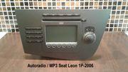Autoradio MP3 Seat Leon 2006