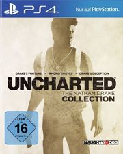 PS4 Uncharted: The