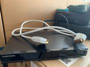 Samsung DVD-Player inkl SCART-Kabel
