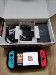 Nintendo Switch cfw fähig im