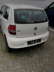 Vw Fox 1 2 Bastler