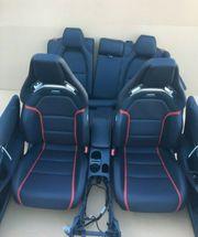 Mercedes Innenausstattung Sitze 45AMG Performance