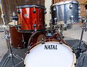Drumset Natal Arcadia Birch wie