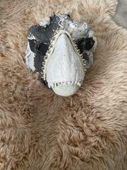 ich verkaufe meine dino Maske