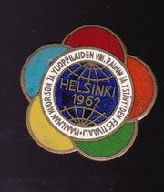 Abzeichen Festivaali Helsinki 1962