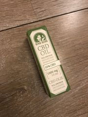 10ml CBD Hanf Öl 10 -