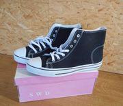 Original SWD Sneaker - Gr 44 - schwarz