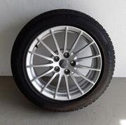 4 Original Audi Aluminium-Gussräder - 17