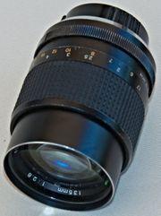 Teleobjektiv TOKINA 1 2 8f