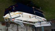 Ruderboot Kamilla 1 neuwertig mit