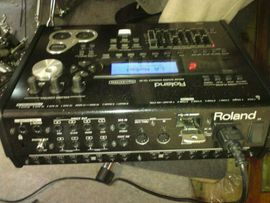 Drums, Percussion, Orff - Roland TD30 Soundmodu
