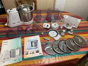 Braun Küchenmaschine k3000 komplett