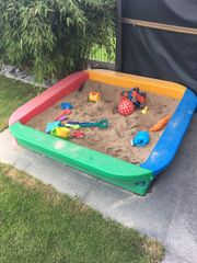 BIG Sandkasten Sandpit