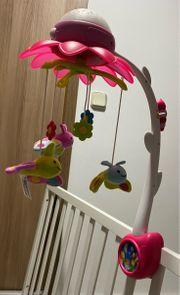 Smoby Cotoons Blumen mit Deckenprojektor