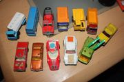 Matchbox Co Autos aus den