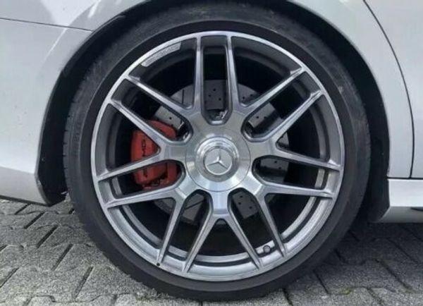 Sommerreifen mit Original Mercedes Felgen