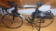Rennrad BMC Carbon mit elektr