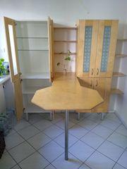 Küchenschränke mit Theke