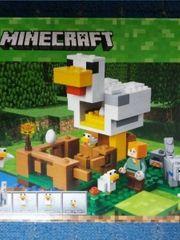 Lego Minecraft 21140- Hühnerstall