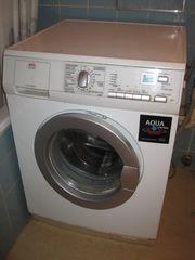 ältere AEG Lavamat Waschmaschine und