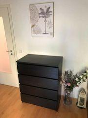 IKEA Kommode MALM 4 Schubladen