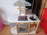 Spielküche Kinderküche aus Holz