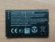 Nokia BL-5C Handy Akku Batterie