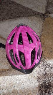 Kinder Fahrrad Helm mit Blinklicht